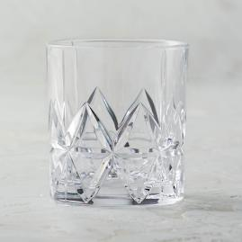 Peak Old Fashioned Glasses by Orrefors, Set of