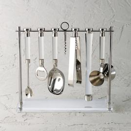 Jolie 7-piece Bar Tool Set