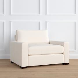 Berkeley Broad-Arm Sleeper Chair
