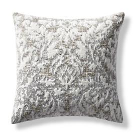 Guinevere Embroidered Decorative Pillow Cover