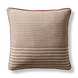 Hawthorne Striped Pillow Cover