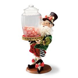 "Mark Roberts 20-1/4"" Elf Holding Jar"