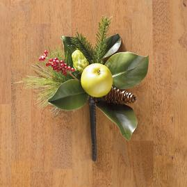 Berry and Bright Apple Stem