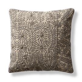 Roula Embroidered Decorative Pillow Cover