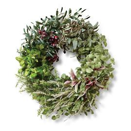 Herbal Abundance Wreath