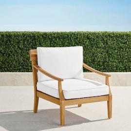 Kingston Lounge Chair with Cushions