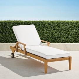 Kingston Chaise with Cushions