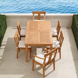Kingston 7-pc. Dining Set
