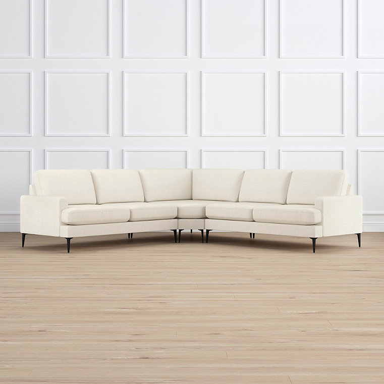 Klein 3-pc. Loveseat Sectional