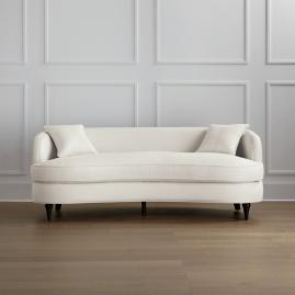 Milly Curved Sofa