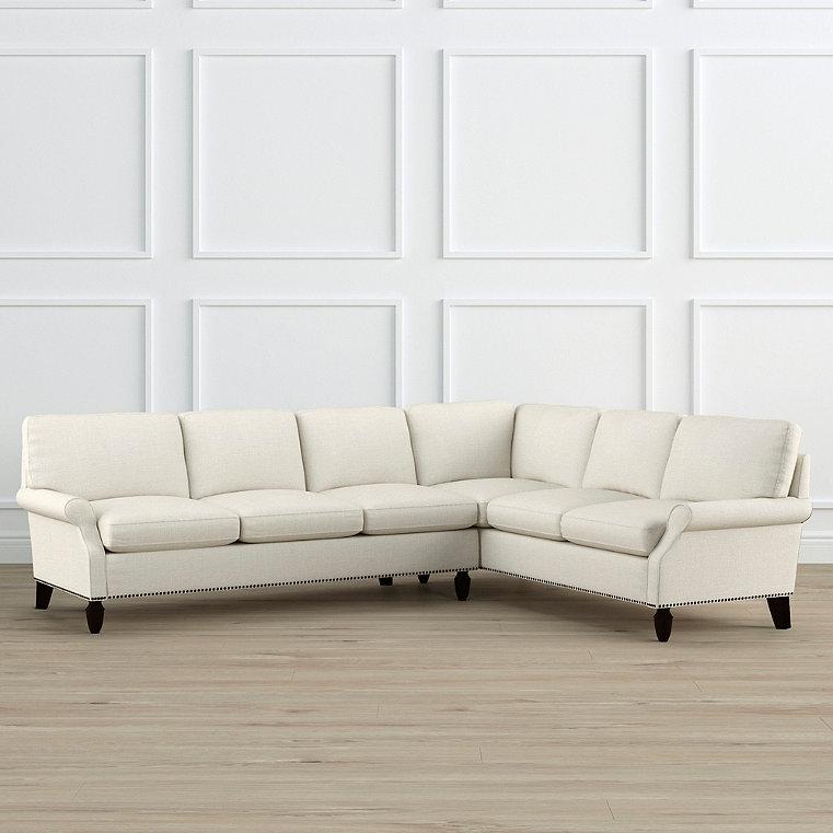 Kensington 2-pc. Left Arm Facing Sofa Sectional