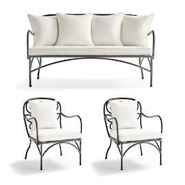 Eloise 3-Pc. Sofa Set