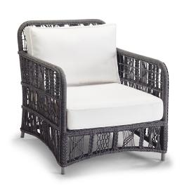 Karina Lounge Chair with Cushions