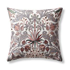 Lila Decorative Pillow Cover