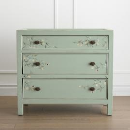 Telfair Handpainted 3-drawer Chest
