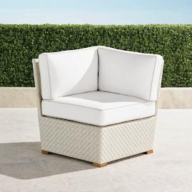 Cadence Corner Chair with Cushions