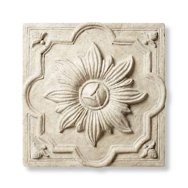 Provence Wall Plaque