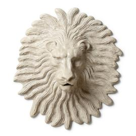 Leon Lion Wall Sculpture