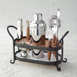 Hudson 8-piece Bar Tool Set
