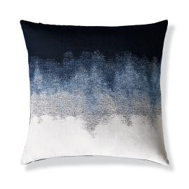 Gradient Shores Indoor/Outdoor Pillow by Elaine Smith
