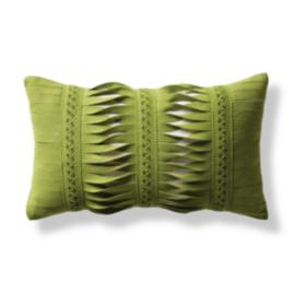 Gladiator Lumbar Indoor/Outdoor Pillow by Elaine Smith