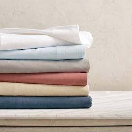 Cotton Linen Sheet Set