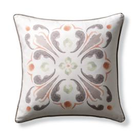 Monroe Medallion Indoor/Outdoor Pillow
