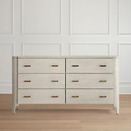 Westerpark Six-drawer Dresser