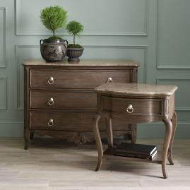Dorset Three-drawer Chest