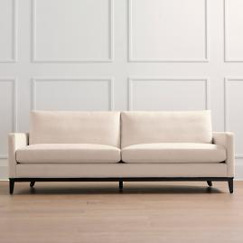 Putnam Sofa in Dark Espresso Finish