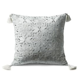 Elianna Embroidered Pillow Cover