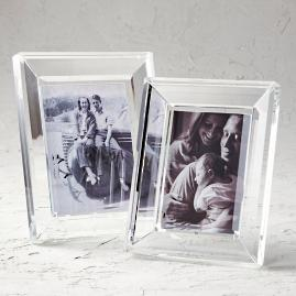 Diana Crystal Photo Frame
