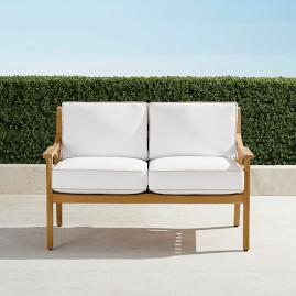 Ambra Loveseat with Cushions