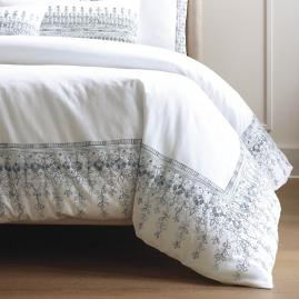 Adeya Embroidered Duvet Cover