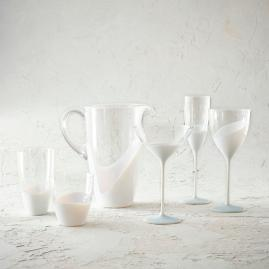 Kim Seybert Vague Drinkware