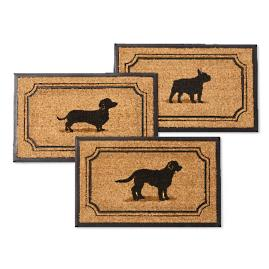 Pembrook Dog Coco Door Mats
