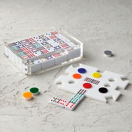 El Tren Mexican Train Dominoes Set