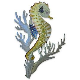 Floating Seahorse Wall Art