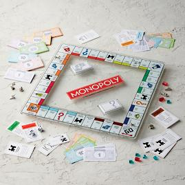 Monopoly Glass Edition Game