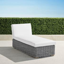 Brooke Hill Chaise with Cushions