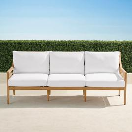 Bowery Sofa with Cushions
