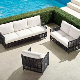 Bridgewater 3-pc. Sofa Set