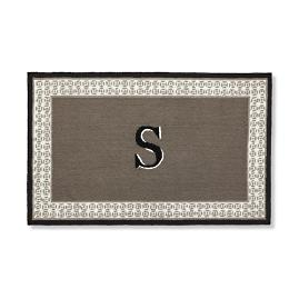 Palm Springs Monogrammed Door Mat