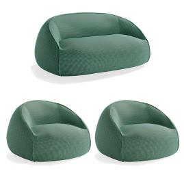 El Mar 3-pc.Sofa Set