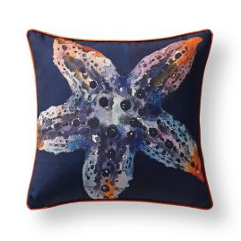 Estrella De Mar Indoor/Outdoor Pillow