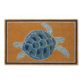 Majestic Sea Turtle Door Mat