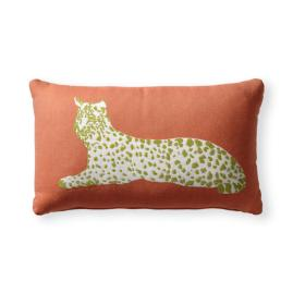 Bobcat Indoor/Outdoor Pillow