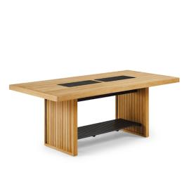 Danson Teak Dining Table Tailored Furniture Cover