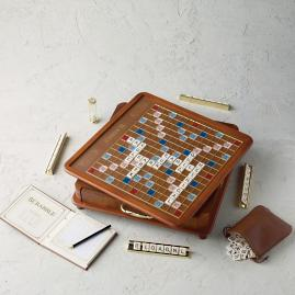 Scrabble® Luxury Edition