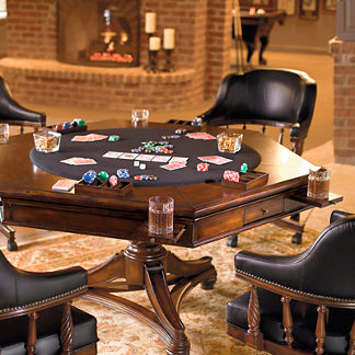 Burbank Game Table